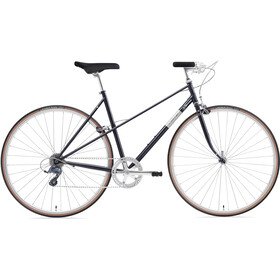 Creme Echo Uno Mixte 8-speed, jet black